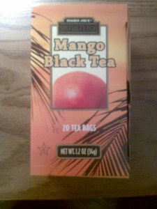 Trader Joe's Mango Black Tea